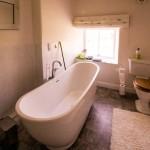 Higher Lanner Farm Bathroom
