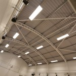 Newquay School Hall Roof